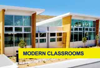 Modular Classrooms And Day Care Buildings