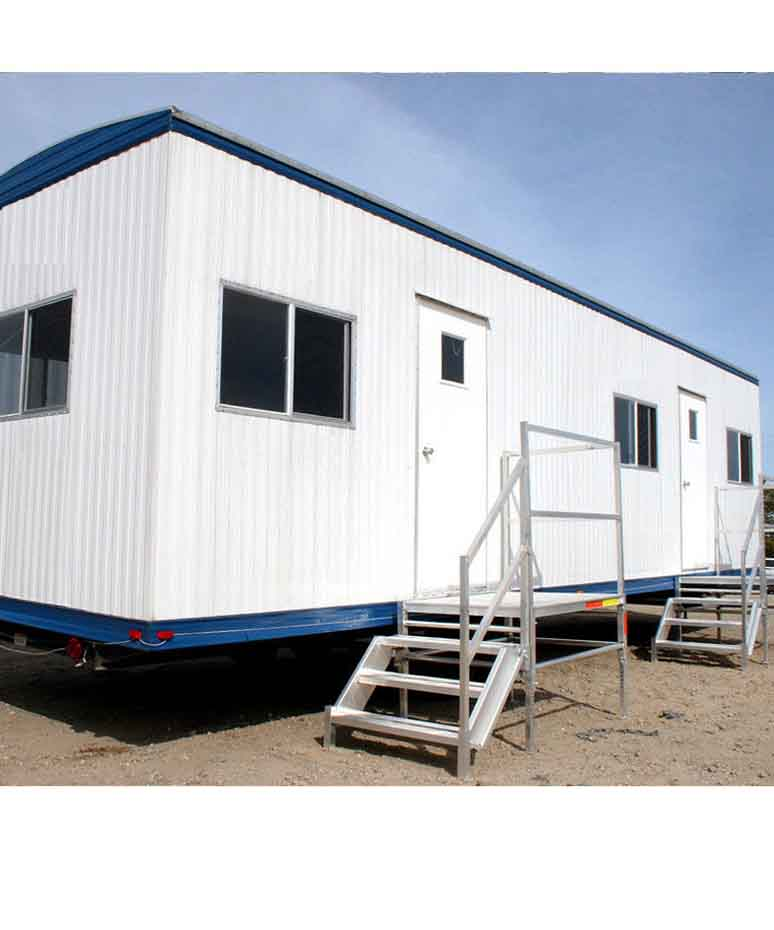 Mobile Office Trailer Units