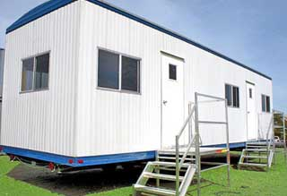 Office Trailers Arkansas