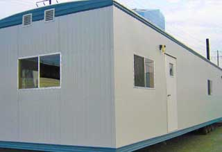 Office Trailers Texas