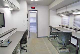 construction trailers leasing Texas