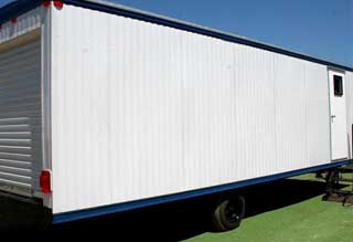 buy office trailers in Texas